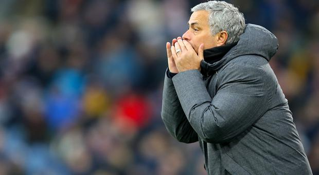 Jose Mourinho is concerned by Real Madrid's recent form