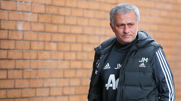 Manchester United manager Jose Mourinho has signed a new player and a new deal