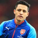 Alexis Sanchez has now left Arsenal