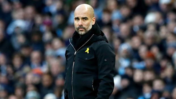 Pep Guardiola claims not even Manchester City can fund a quadruple-trophy win