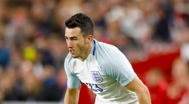 Manchester City new boy Jack Harrison made his England Under-21s debut last year