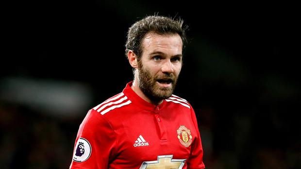 Juan Mata has had his contract at Manchester United extended for another year