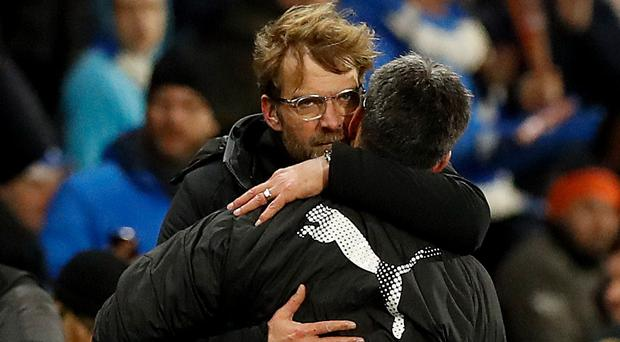 Jurgen Klopp's side eased past Huddersfield