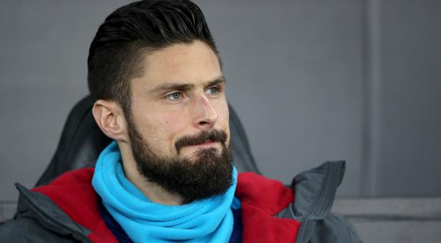 Olivier Giroud could have made his last appearance for Arsenal