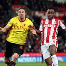 Stoke and Watford drew 0-0 at the bet365 Stadium