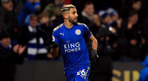 A deadline day move to Manchester City failed to materialise for Leicester's Riyad Mahrez