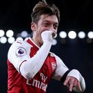 Mesut Ozil has signed a new deal with Arsenal