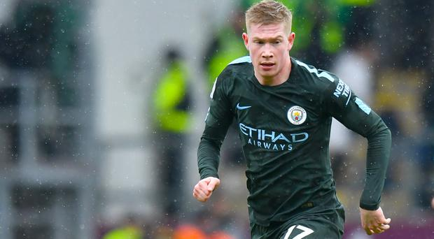 Kevin De Bruyne admits he is feeling some tiredness