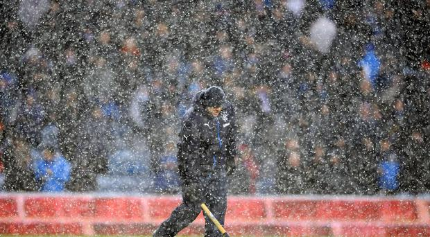 The Premier League is considering having a winter break