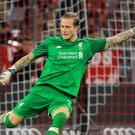 Liverpool goalkeeper Loris Karius admits a draw against Tottenham was difficult to take.