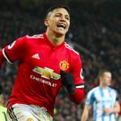 Alexis Sanchez of Manchester United