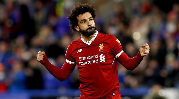 Mohamed Salah can become one of Liverpool's goalscoring greats, according to Steve McManaman.
