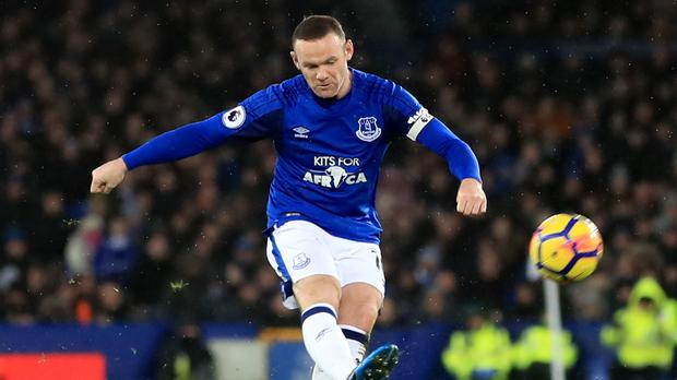 Wayne Rooney chose pressure at Everton over a lucrative move overseas.