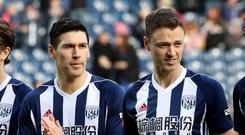 West Bromwich Albion v Southampton – Emirates FA Cup – Fifth Round – The Hawthorns