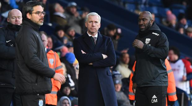 The pressure on Alan Pardew intensified