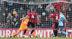 Dan Gosling salvages a point for Bournemouth
