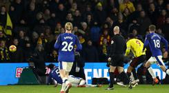 Watford v Everton – Premier League – Vicarage Road