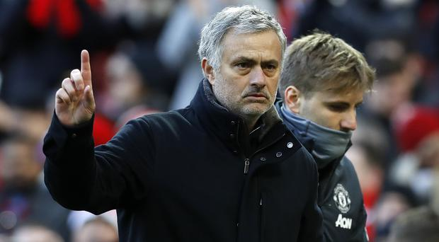 Jose Mourinho got the better of Chelsea counterpart Antonio Conte for an important victory in the top four race