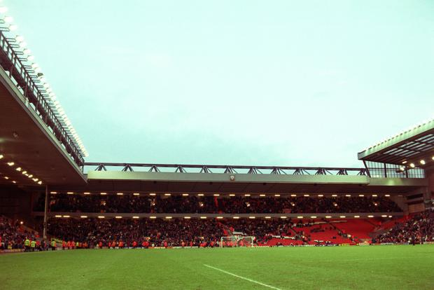 Liverpool have already invested money in exploring plans to develop the Anfield Road stand.