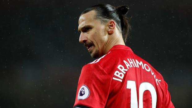 Zlatan Ibrahimovic is set to leave Manchester United at the end of the season