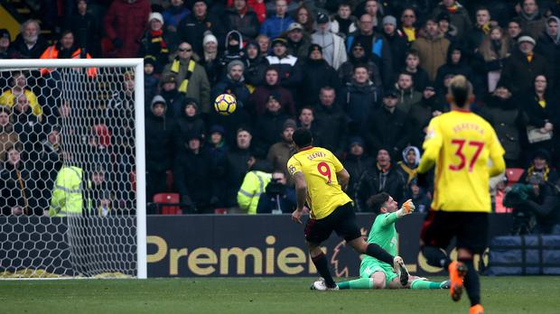 Watford v West Bromwich Albion – Premier League – Vicarage Road