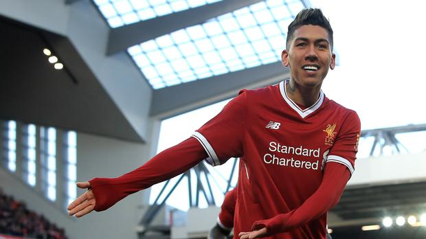 Roberto Firmino insists they fear no-one in the Champions League.