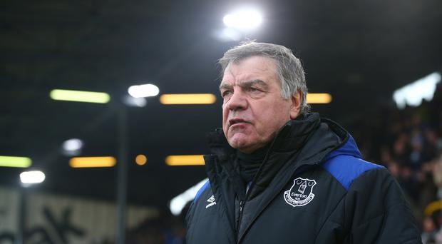 Everton manager Sam Allardyce insists he wants to remain at the club long-term.