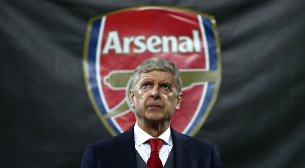 Arsenal manager Arsene Wenger has not responded to Troy Deeney