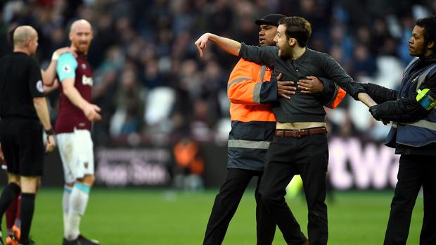 West Ham United v Burnley – Premier League – London Stadium