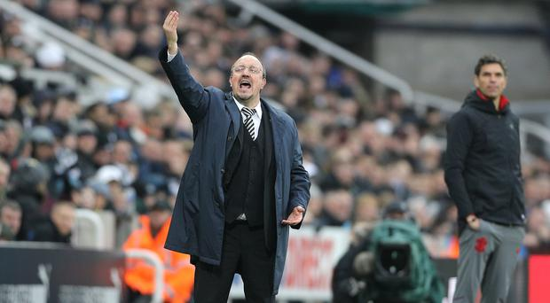Newcastle manager Rafael Benitez will send his side into friendly battle with Royal Antwerp at the weekend
