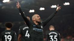 Stoke City v Manchester City – Premier League – bet365 Stadium