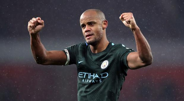 Vincent Kompany expects Manchester United to try to spoil City's title party