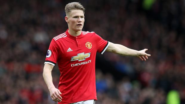 Scott McTominay chose Scotland over England
