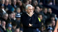 West Brom boss Alan Pardew is fighting for survival