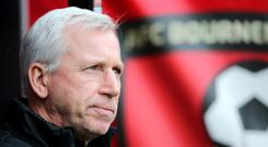 Alan Pardew and West Brom tasted defeat again