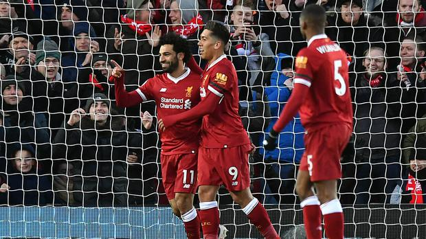 Liverpool eased to victory over Watford