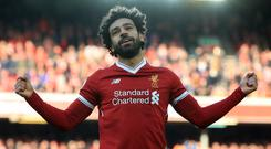 Mohamed Salah is reportedly a man in demand