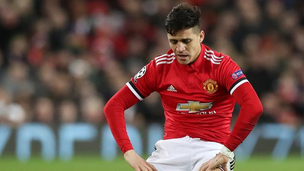 Alexis Sanchez has admitted to struggling following his January move to Manchester United