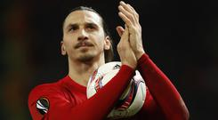 Zlatan Ibrahimovic's time at Old Trafford has come to an end