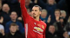 Zlatan Ibrahimovic has no doubts of the impact he can make on the MLS