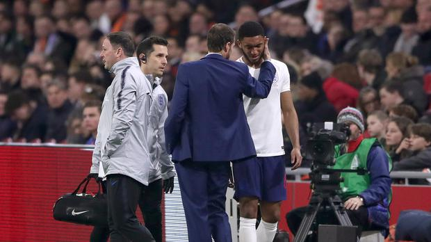 Joe Gomez has left the England squad