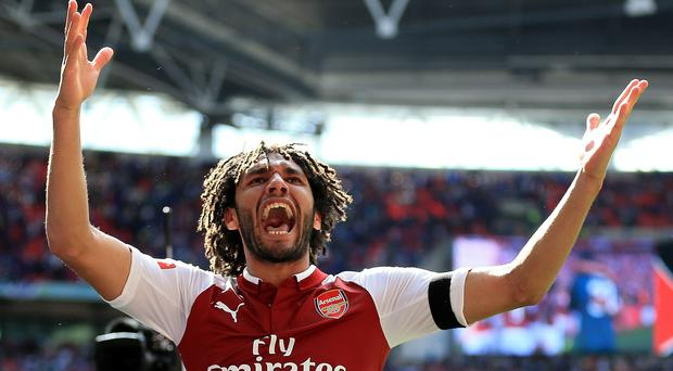 Mohamed Elneny has signed a new long-term contract with Arsenal