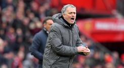 Manchester United v Swansea City – Premier League – Old Trafford