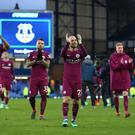 Manchester City ouplayed Everton