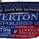 Everton scarves