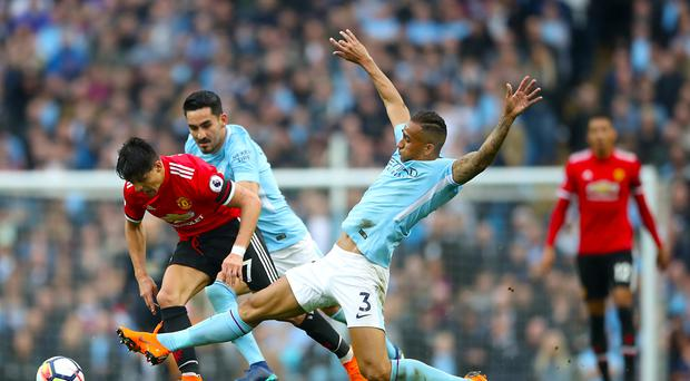 Danilo says Manchester City need to put derby defeat behind them
