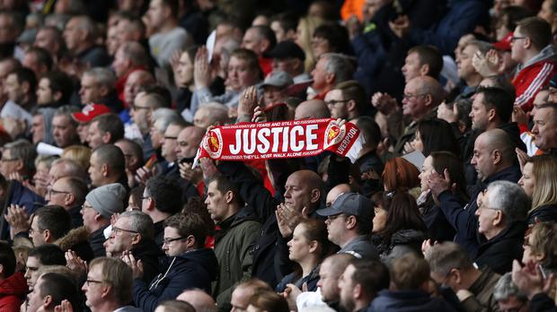Liverpool fans will take part in a minute's applause against Bournemouth