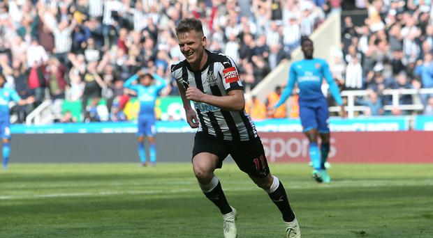 Newcastle United v Arsenal – Premier League – St James' Park