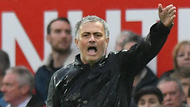 Jose Mourinho congratulated Manchester City on their title success