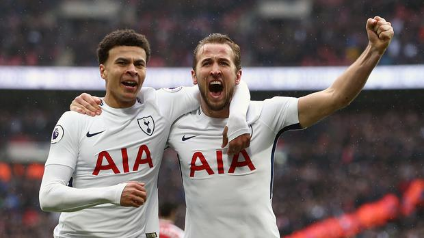 Dele Alli has backed his pal Harry Kane after the striker received criticism this week